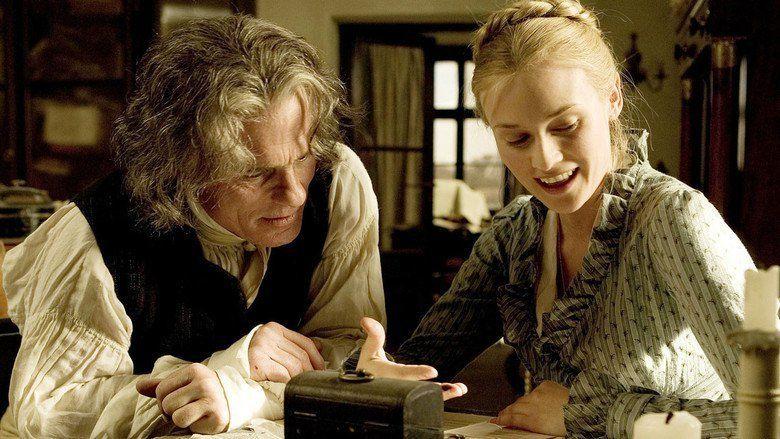 Copying Beethoven movie scenes