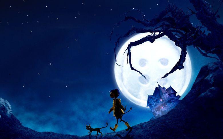 Coraline (film) movie scenes