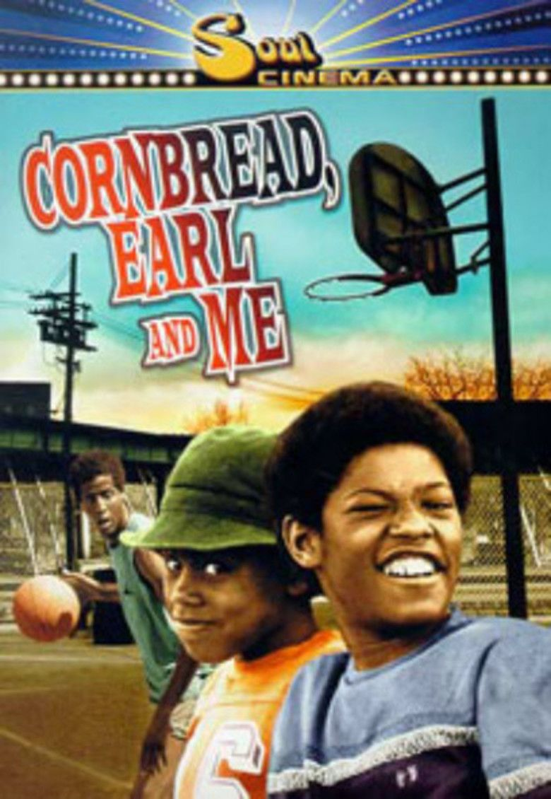 Cornbread, Earl and Me movie poster
