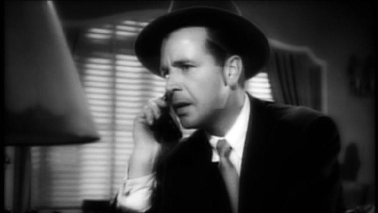 Cornered (1945 film) movie scenes