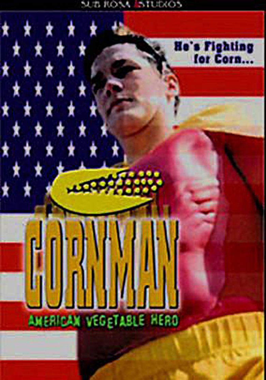 Cornman: American Vegetable Hero movie poster