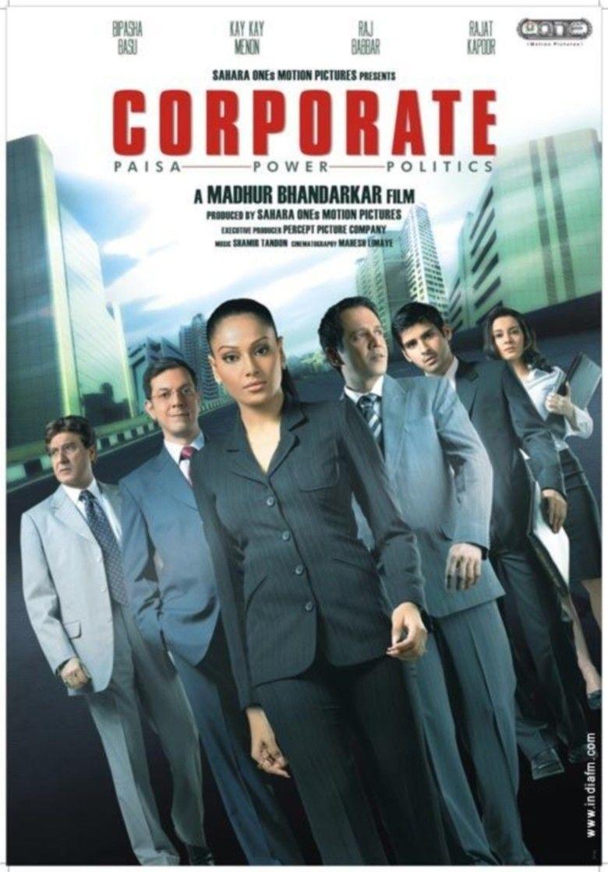 Corporate (film) movie poster