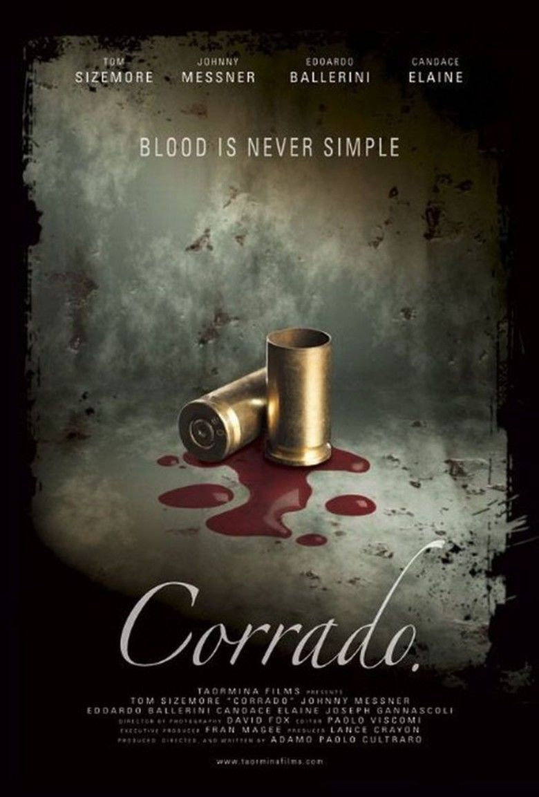 Corrado (film) movie poster