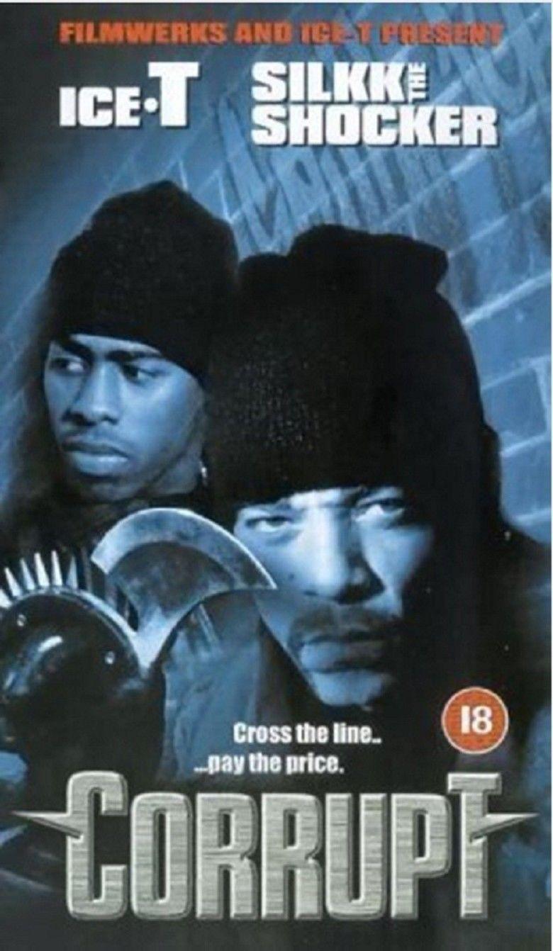 Corrupt (1999 film) movie poster