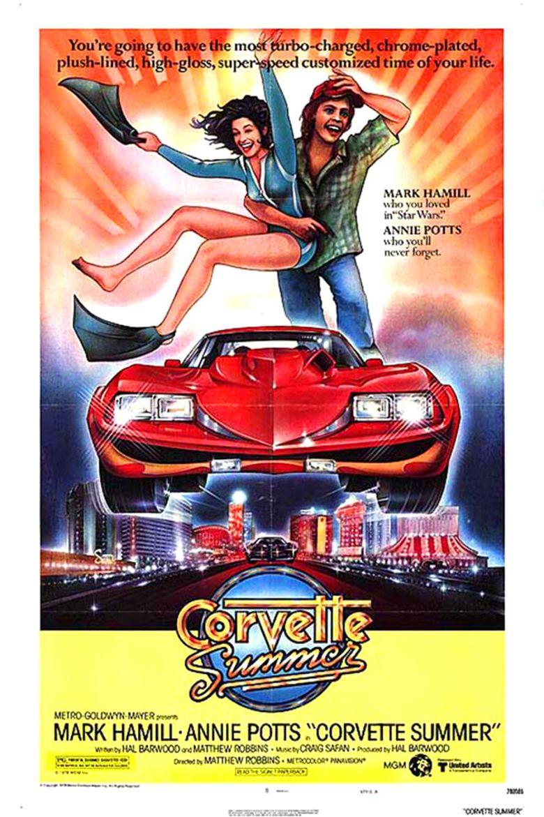 Corvette Summer movie poster