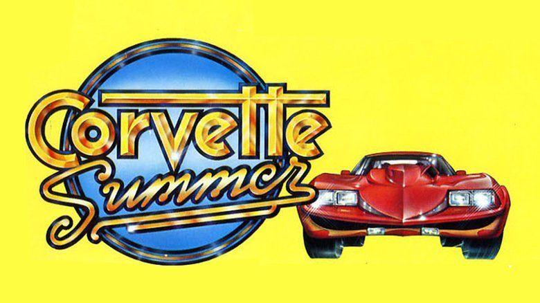 Corvette Summer movie scenes