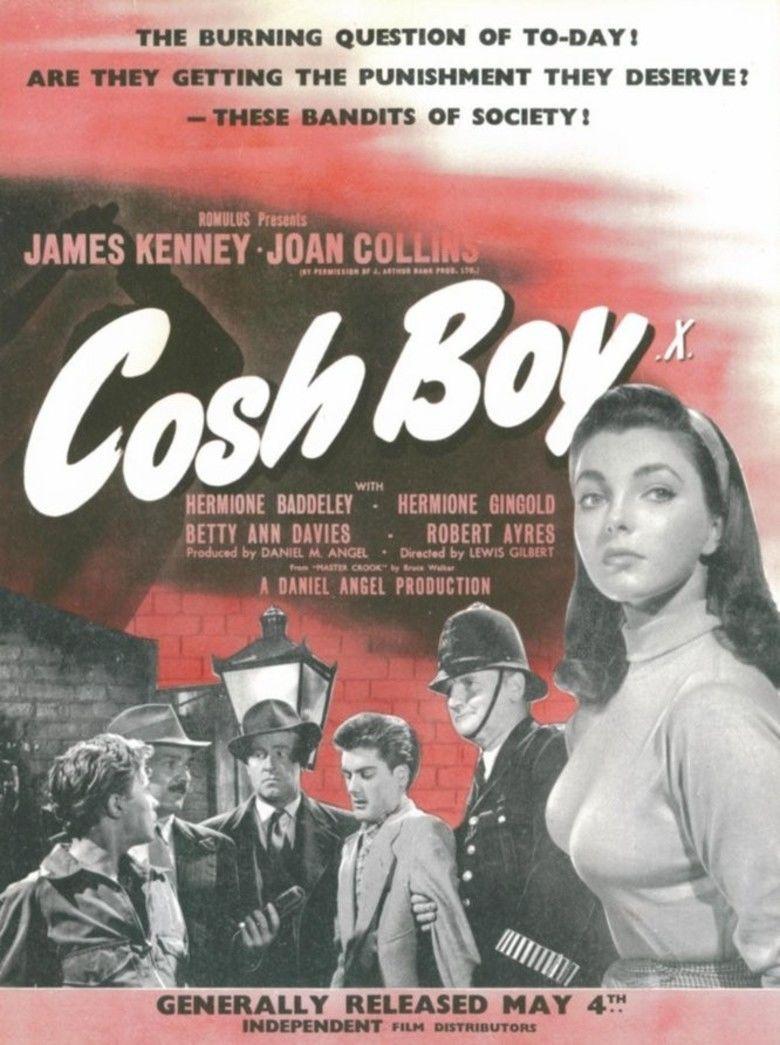 Cosh Boy movie poster