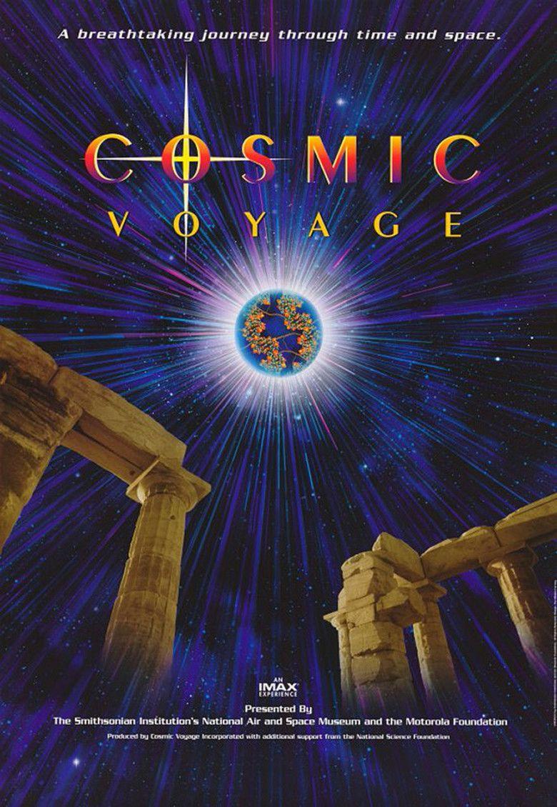 Cosmic Voyage movie poster