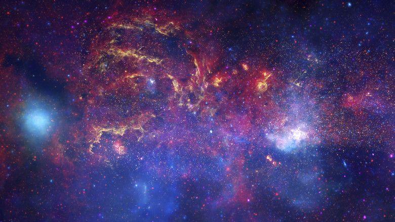 Cosmic Voyage movie scenes