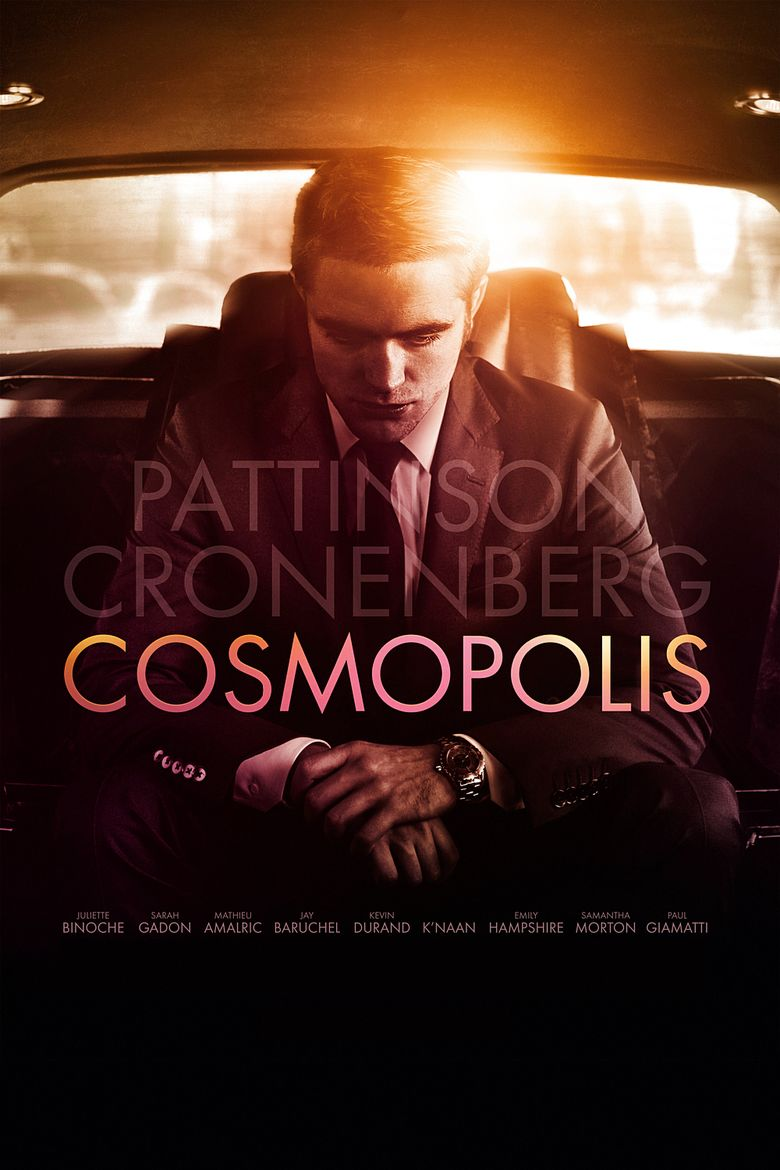 Cosmopolis (film) movie poster
