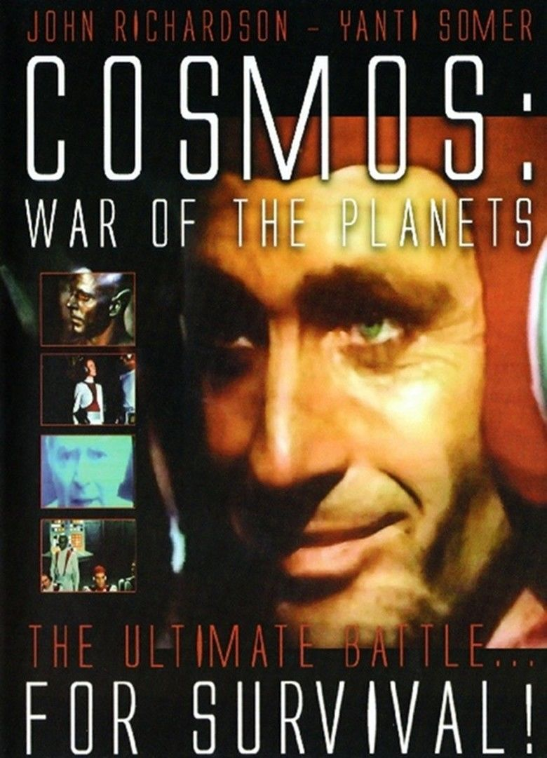 Cosmos: War of the Planets movie poster