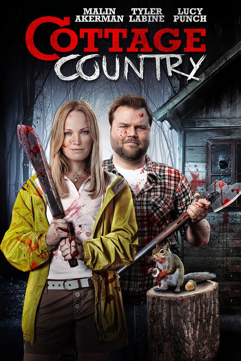 Cottage Country (film) movie poster