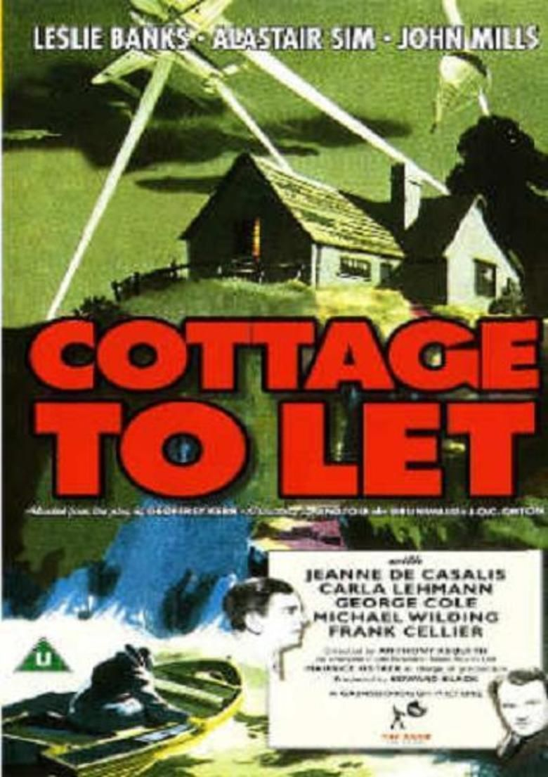 Cottage to Let movie poster