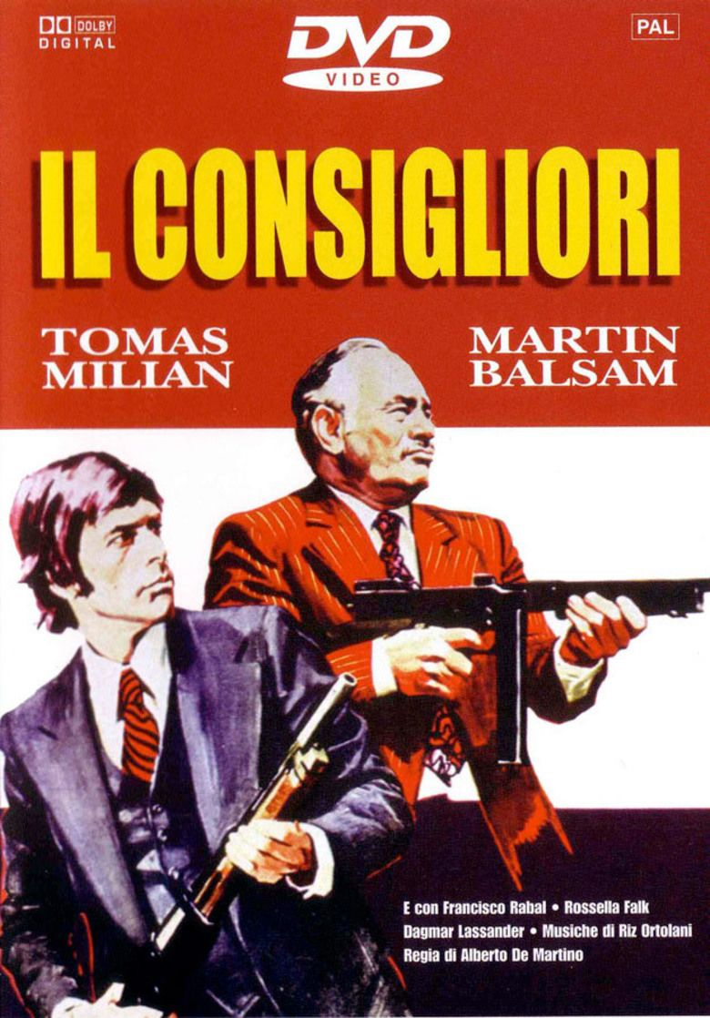 Counselor at Crime movie poster
