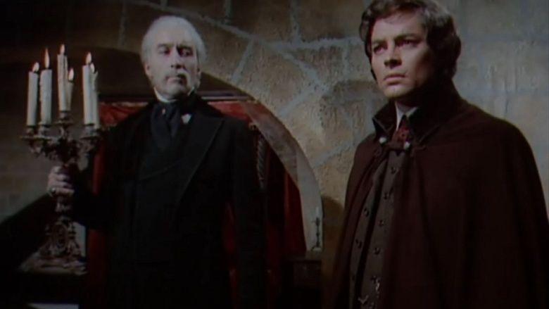 Count Dracula (1970 film) movie scenes