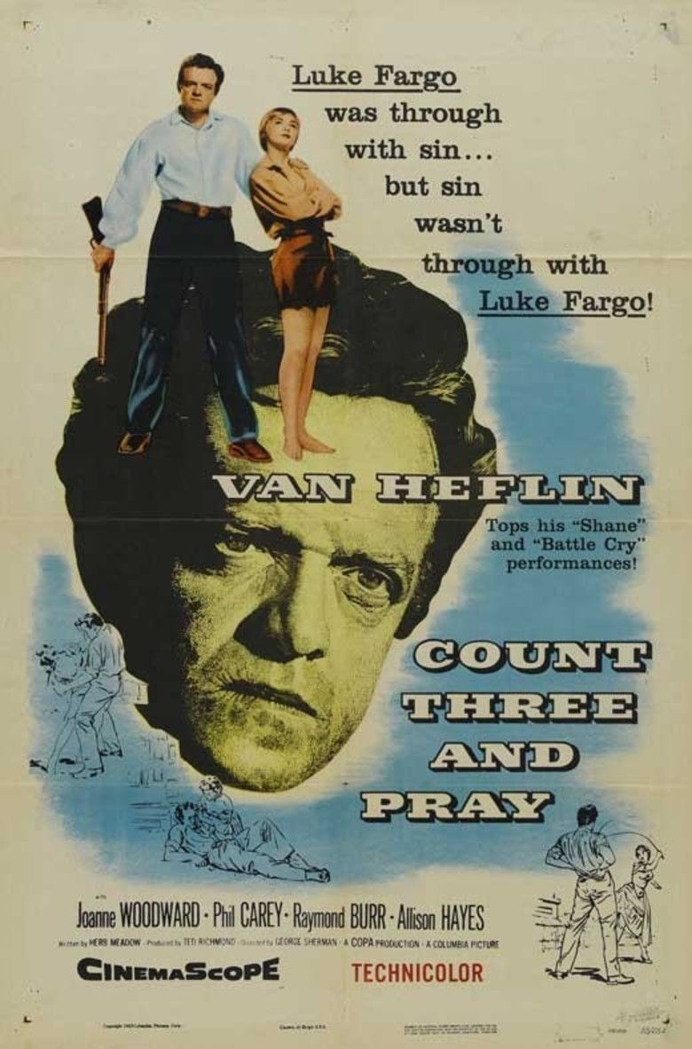 Count Three and Pray (film) movie poster
