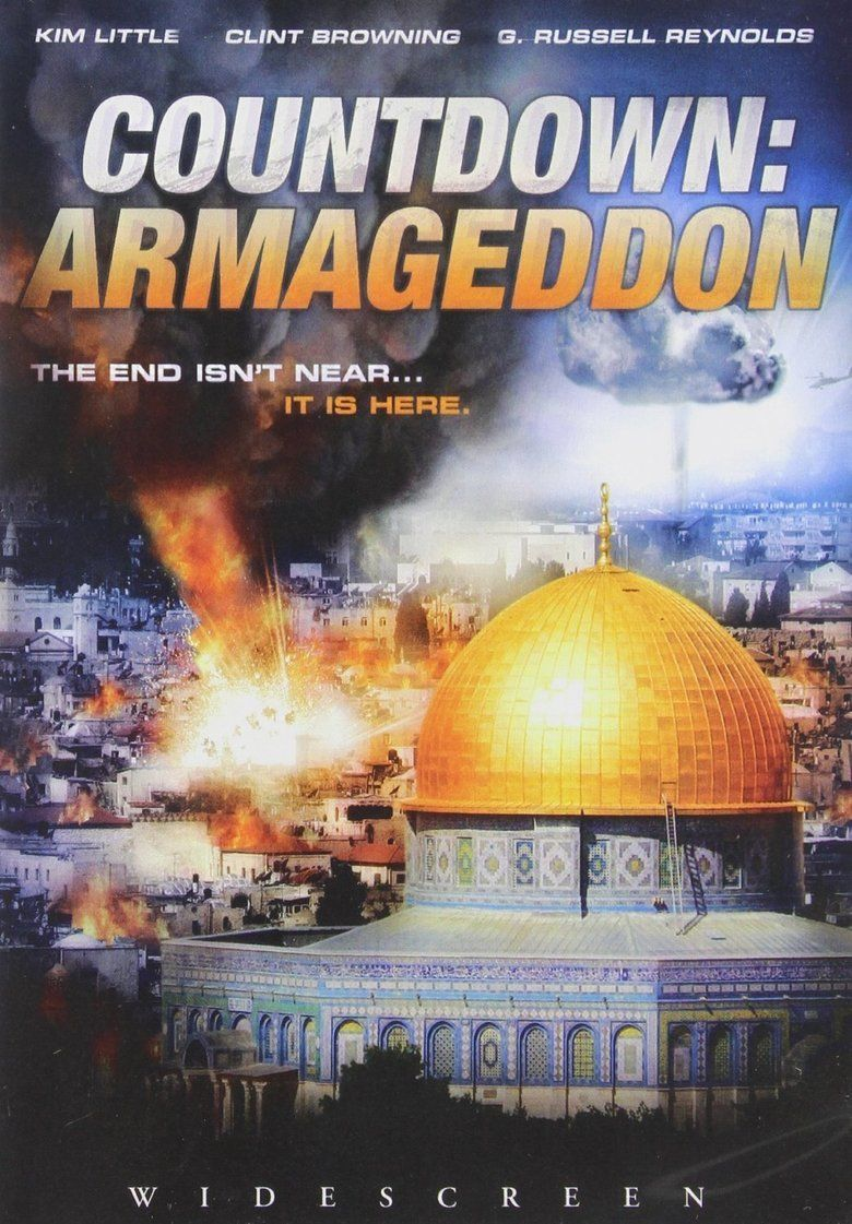 Countdown: Jerusalem movie poster
