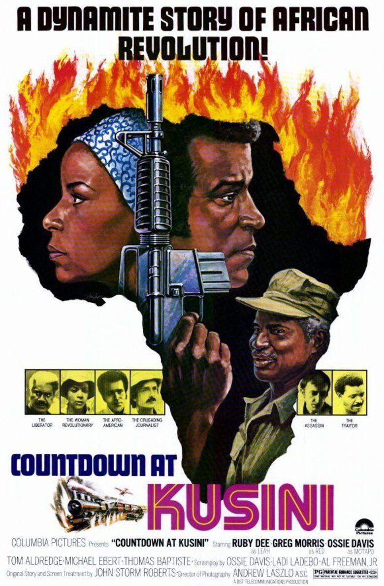 Countdown at Kusini movie poster