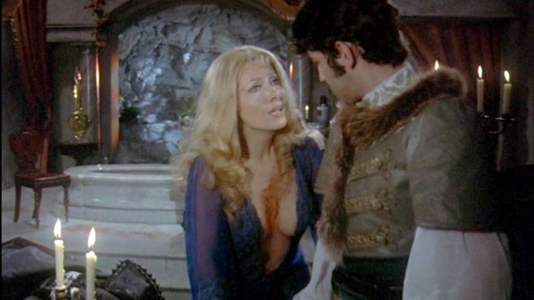 Countess Dracula movie scenes