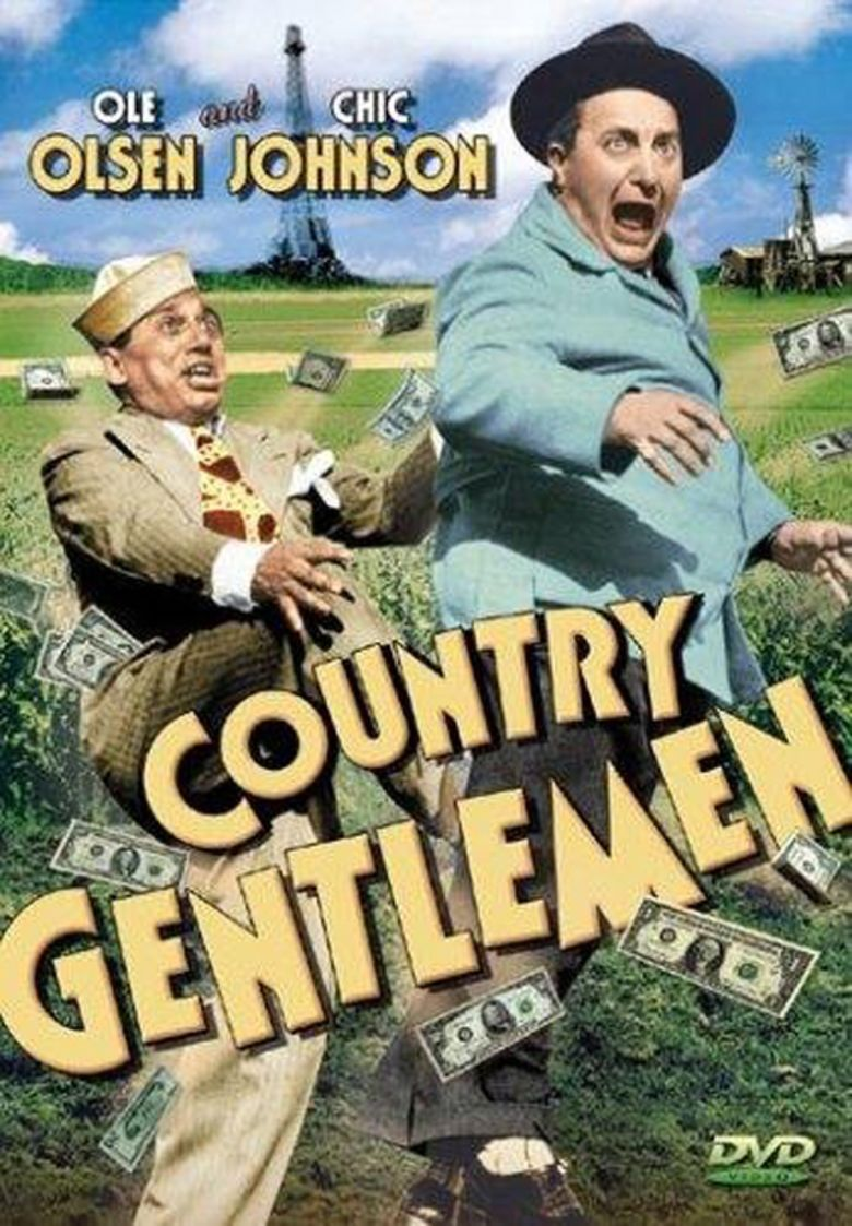 Country Gentlemen (film) movie poster