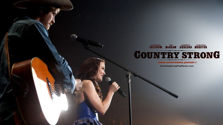Country Strong movie scenes