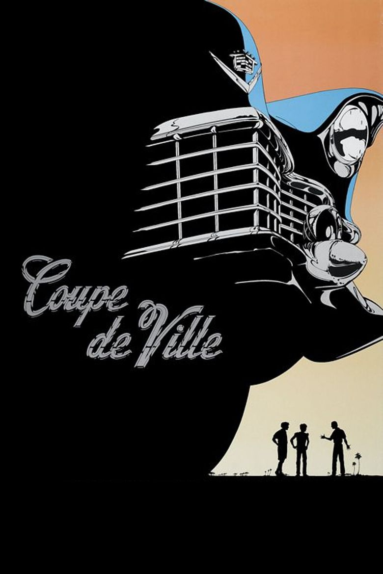 Coupe de Ville (film) movie poster