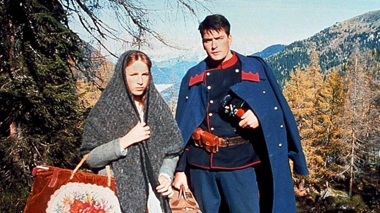 Courage Mountain movie scenes