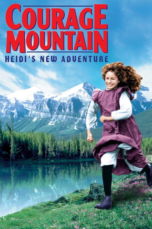 Courage Mountain movie poster