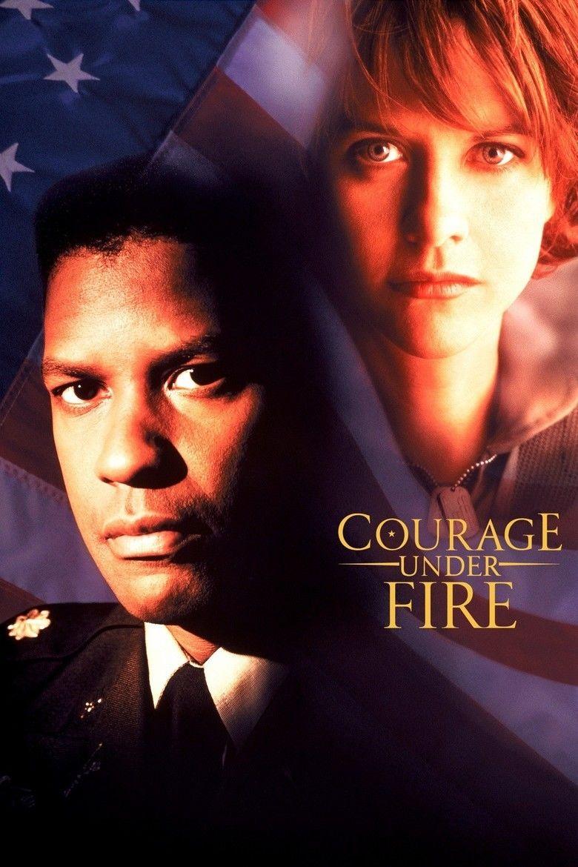 Courage Under Fire movie poster