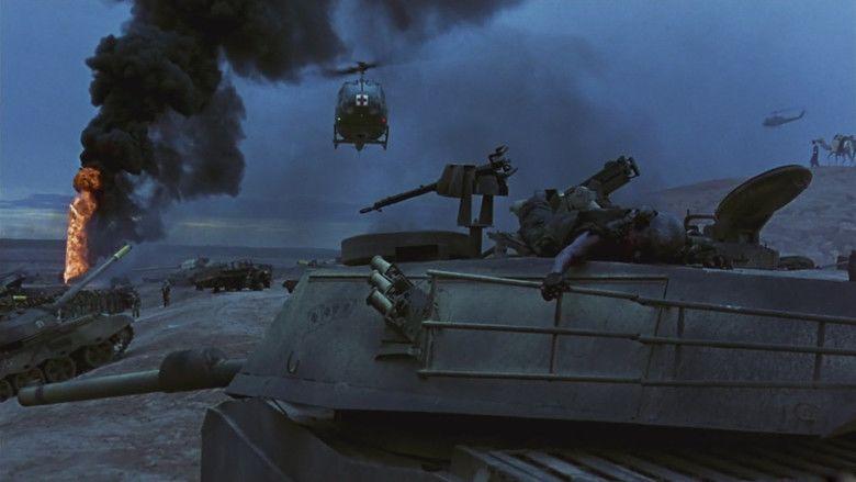 Courage Under Fire movie scenes