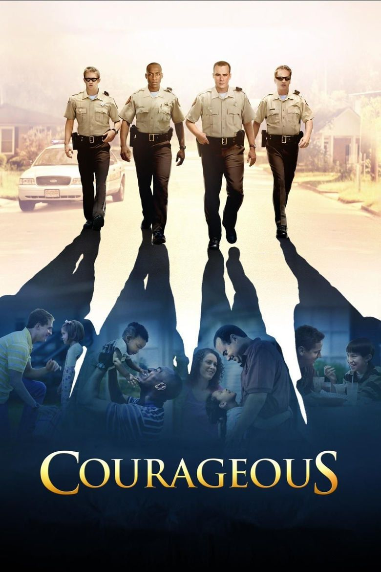 Courageous (film) movie poster