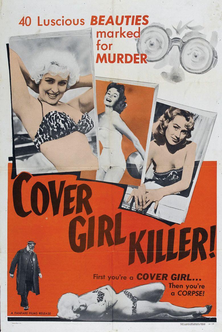 Cover Girl Killer movie poster