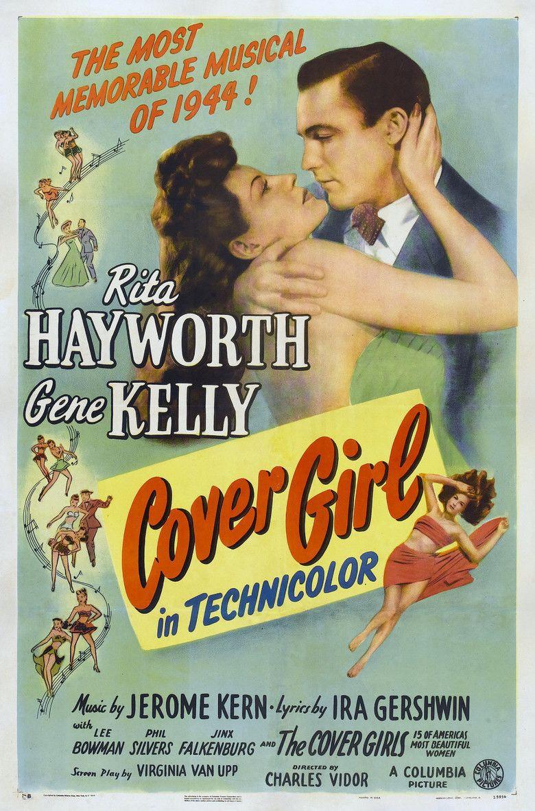 Cover Girl (film) movie poster