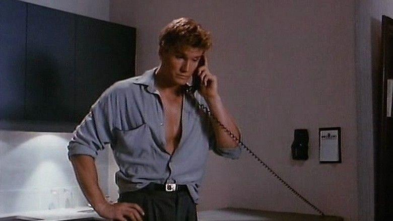 Cover Up (1991 film) movie scenes