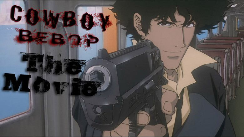 Cowboy Bebop: The Movie movie scenes