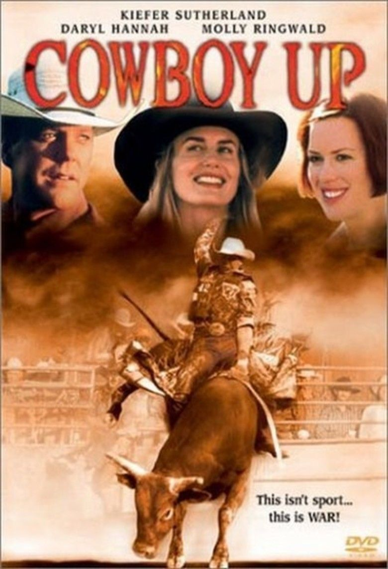 Cowboy Up movie poster