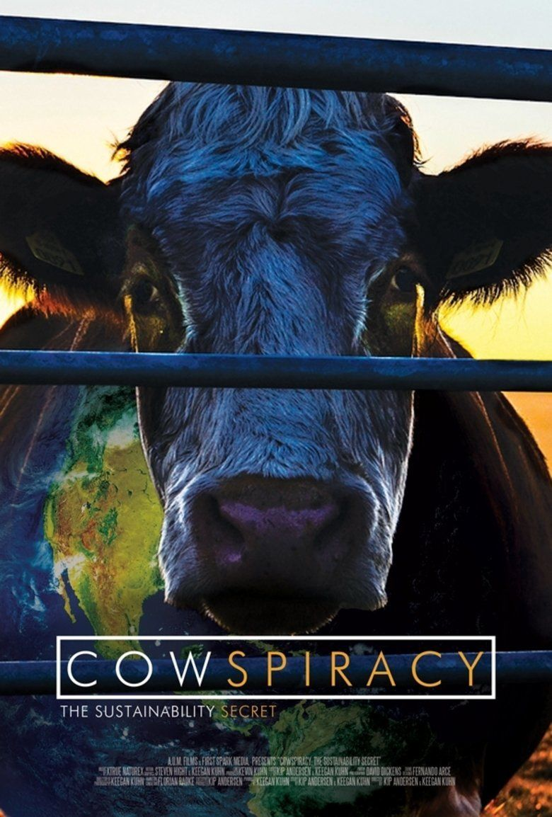 Cowspiracy movie poster