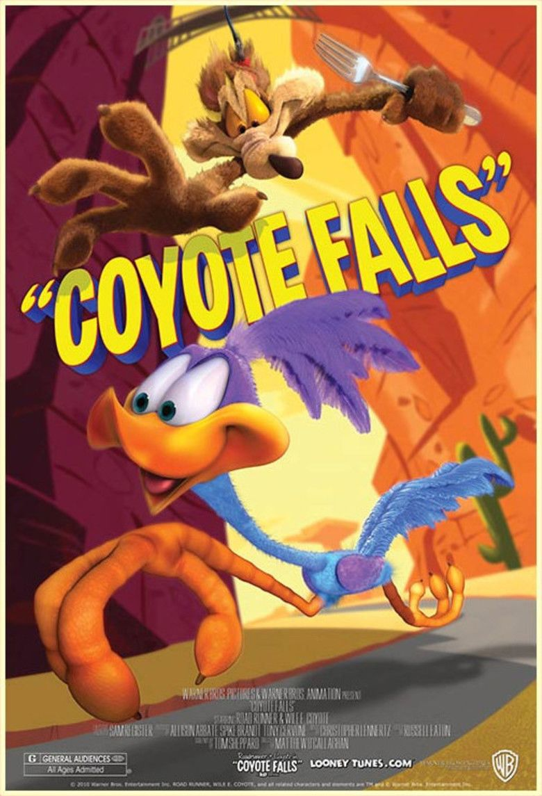 Coyote Falls movie poster