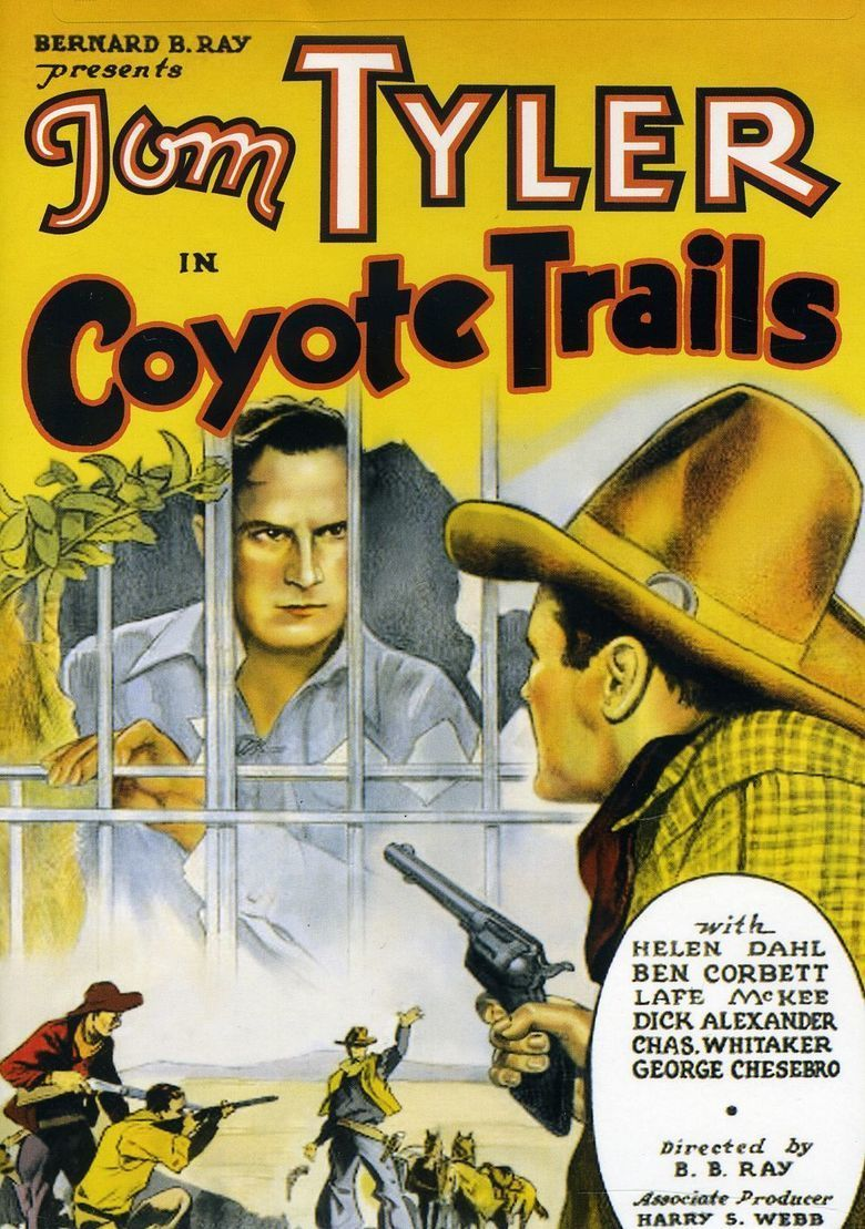Coyote Trails movie poster