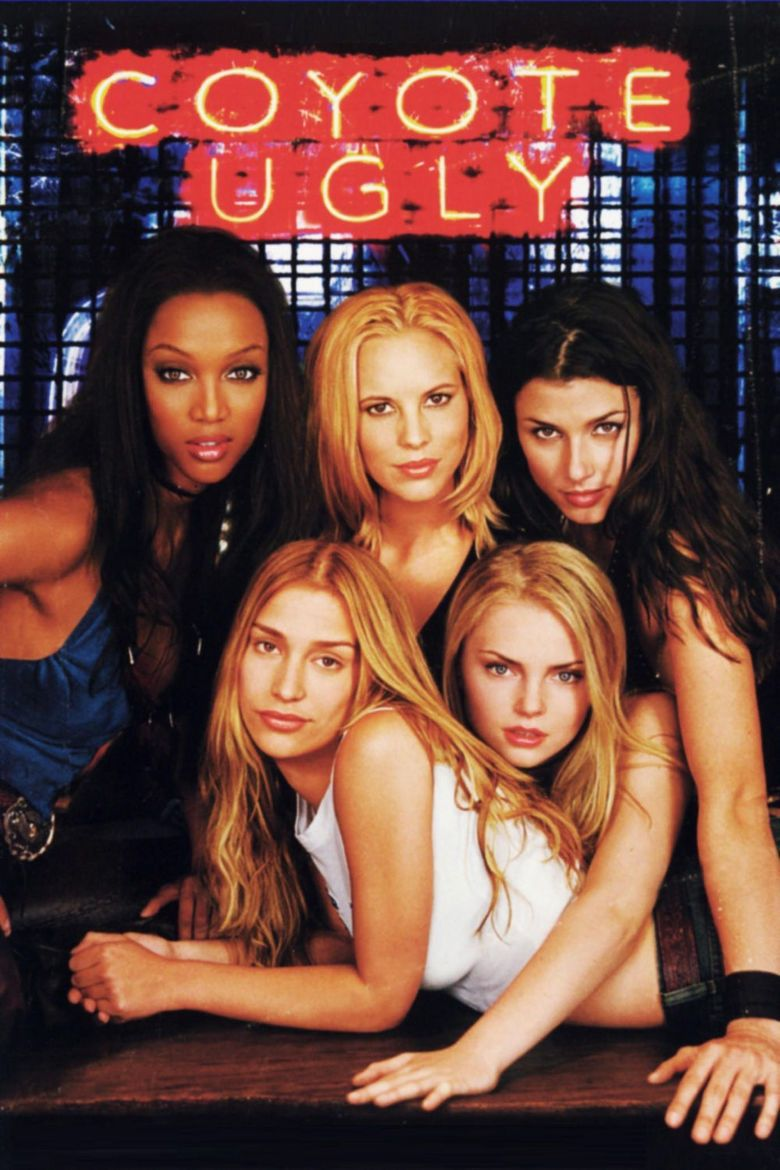 Coyote Ugly (film) movie poster
