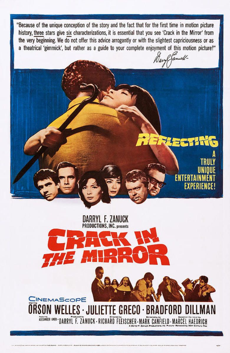 Crack in the Mirror movie poster