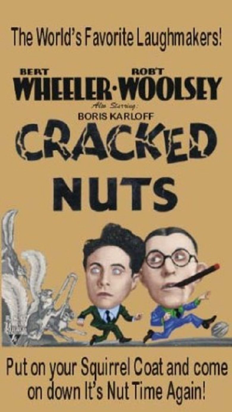 Cracked Nuts movie poster