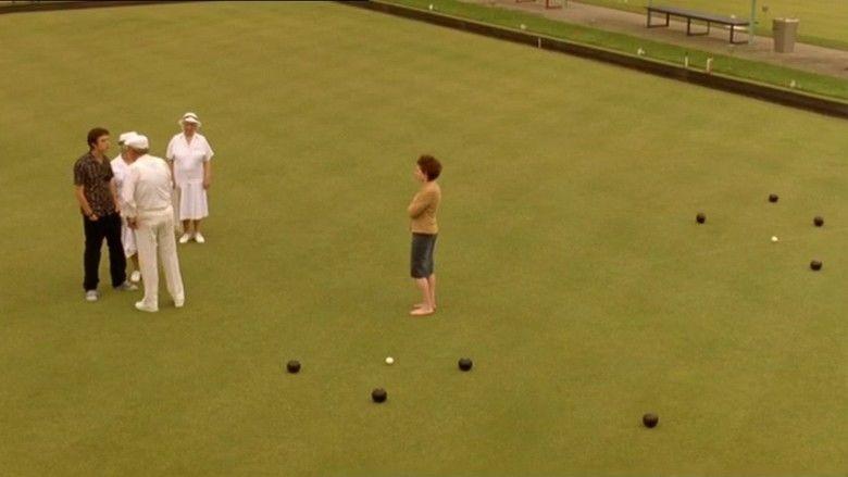 Crackerjack (2002 film) movie scenes
