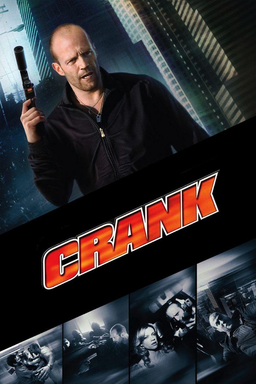 Crank (film) movie poster