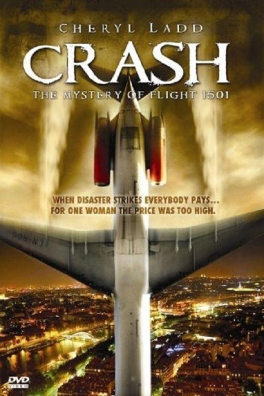 Crash: The Mystery of Flight 1501 movie poster