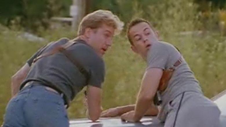 Crash and Byrnes movie scenes