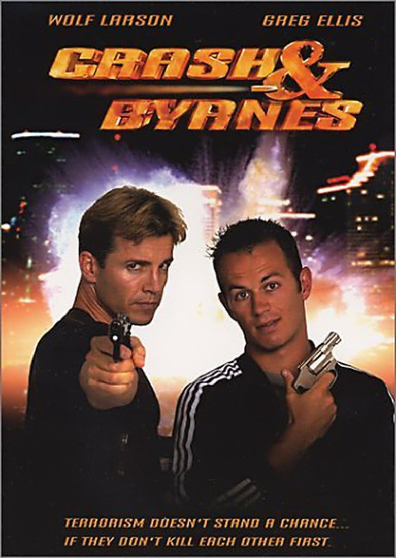 Crash and Byrnes movie poster