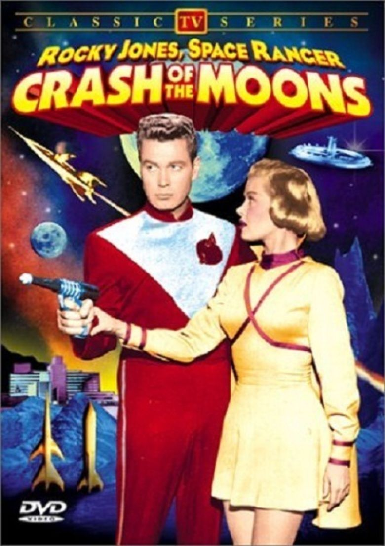Crash of the Moons movie poster