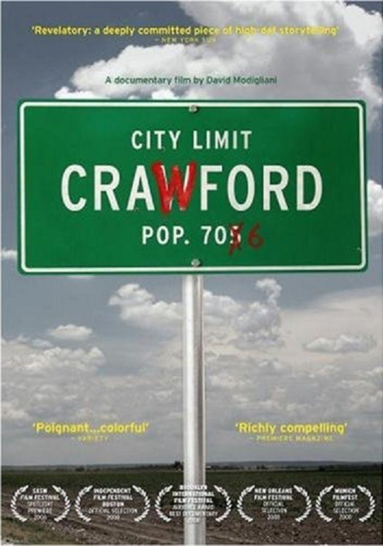 Crawford (film) movie poster