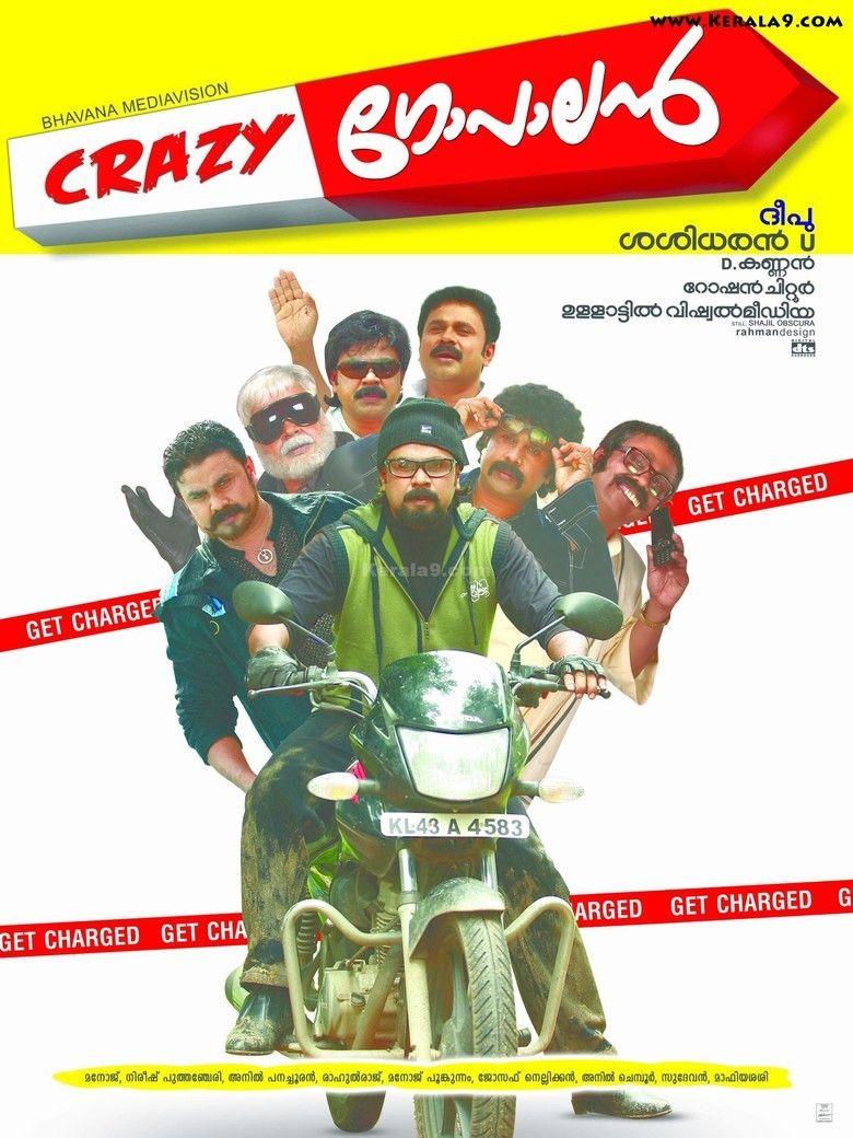 Crazy Gopalan movie poster